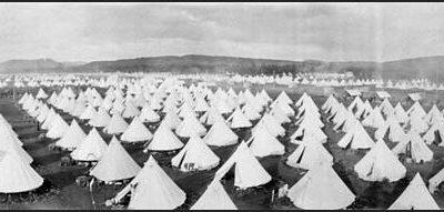 Valcartier Camp